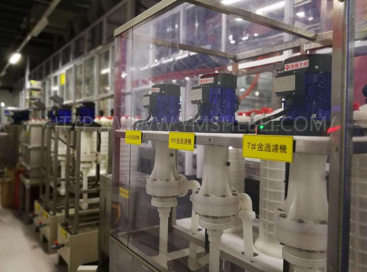 化镍金PVDF过滤系统