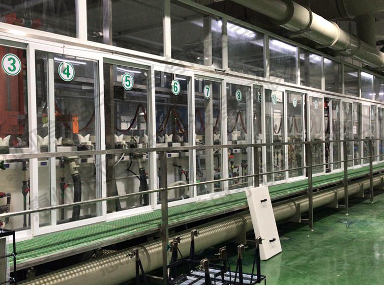 環保dian鍍設備-化學鎳鈀金e68娛樂網址線