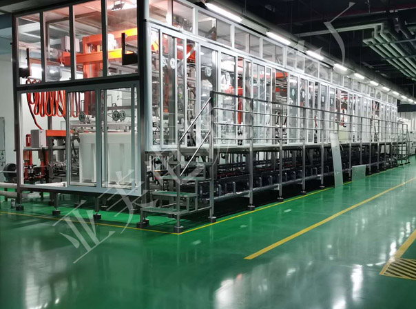 電鍍設備,化鎳金生產線
