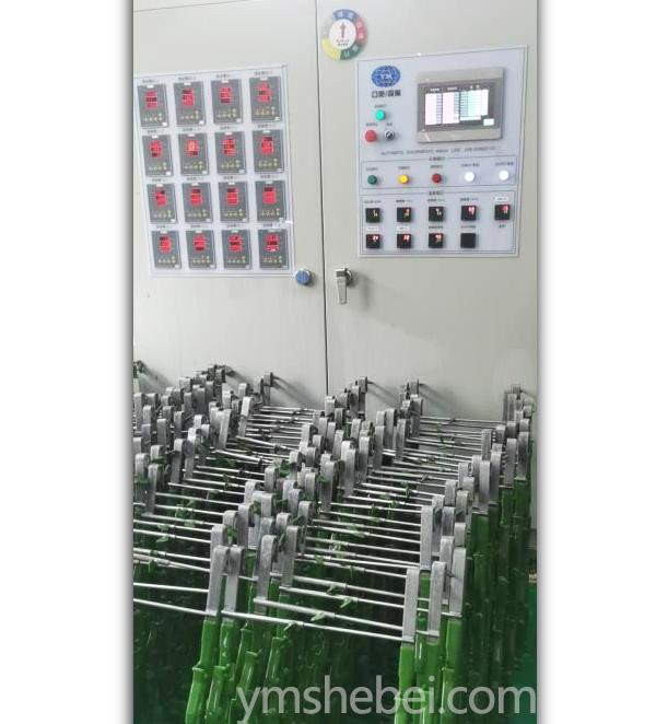 全自動電鍍鎳金生產線采購